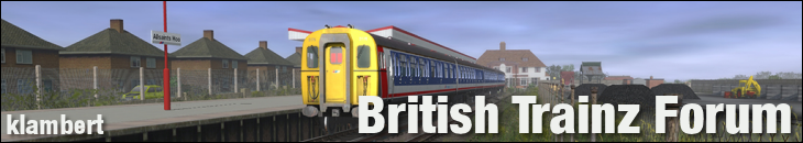 British Trainz • View topic - Released Diesel and Electric Locomotives